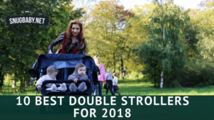 Best Double Strollers for 2018