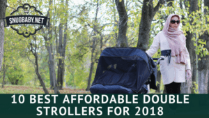 10 Best Cheap Double Strollers for 2018