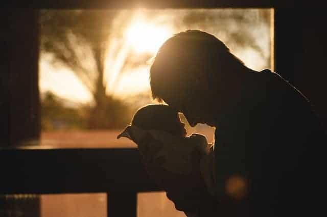 loving parent