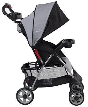 kolocraft-cloud-lightweight-umbrella-stroller-grey-2