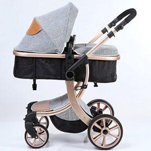 Binglinghua 3 in 1 newborn stroller 2