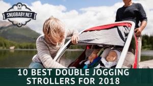 Best Double Jogging Stroller for 2018