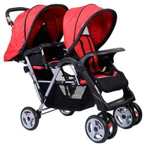 costzon-double-stroller-1