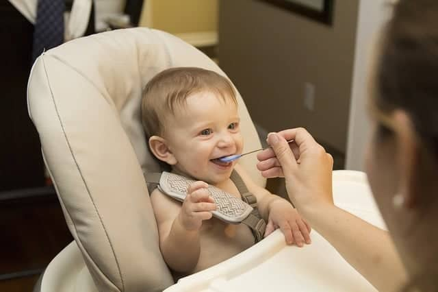 When to Feed Your Baby Baby Food