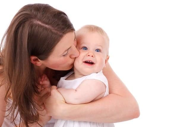 Make Sure Your Toddler Knows They Are Loved