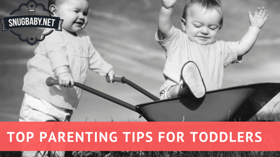 top Parenting Tips for Toddlers
