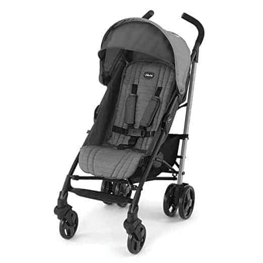 Chicco Liteway Compact-Fold Aluminum Stroller,