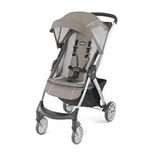 Chicco Mini Bravo Stroller, Stone