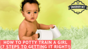 How to Potty Train a Girl
