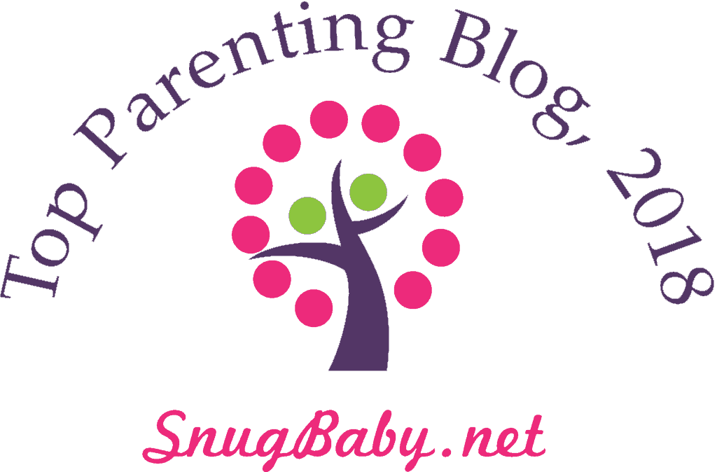 SnugBaby.net Top 10 Parenting Blog, 2018