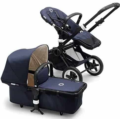 Bugaboo Buffalo Classic Collection Complete Stroller
