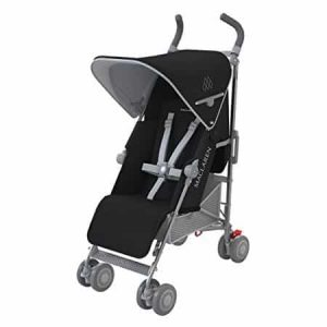 Maclaren Quest, Black/ Silver