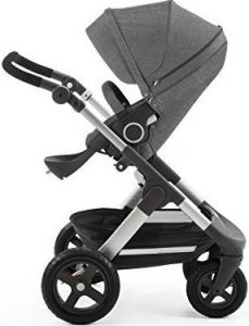 Stokke Trailz with Terrain Wheels