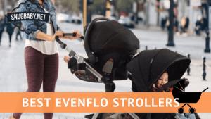 Best Evenflo Stroller