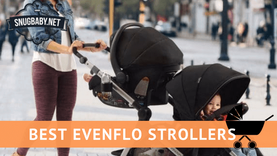 Best Evenflo Stroller