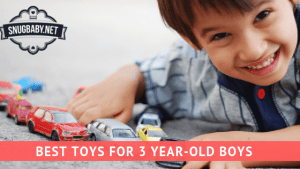 Best Toys For 3 Year-Old Boys
