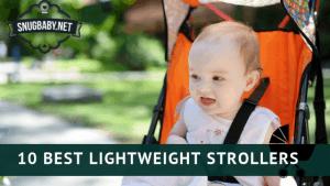 Best Lightweight Strollers for 2020