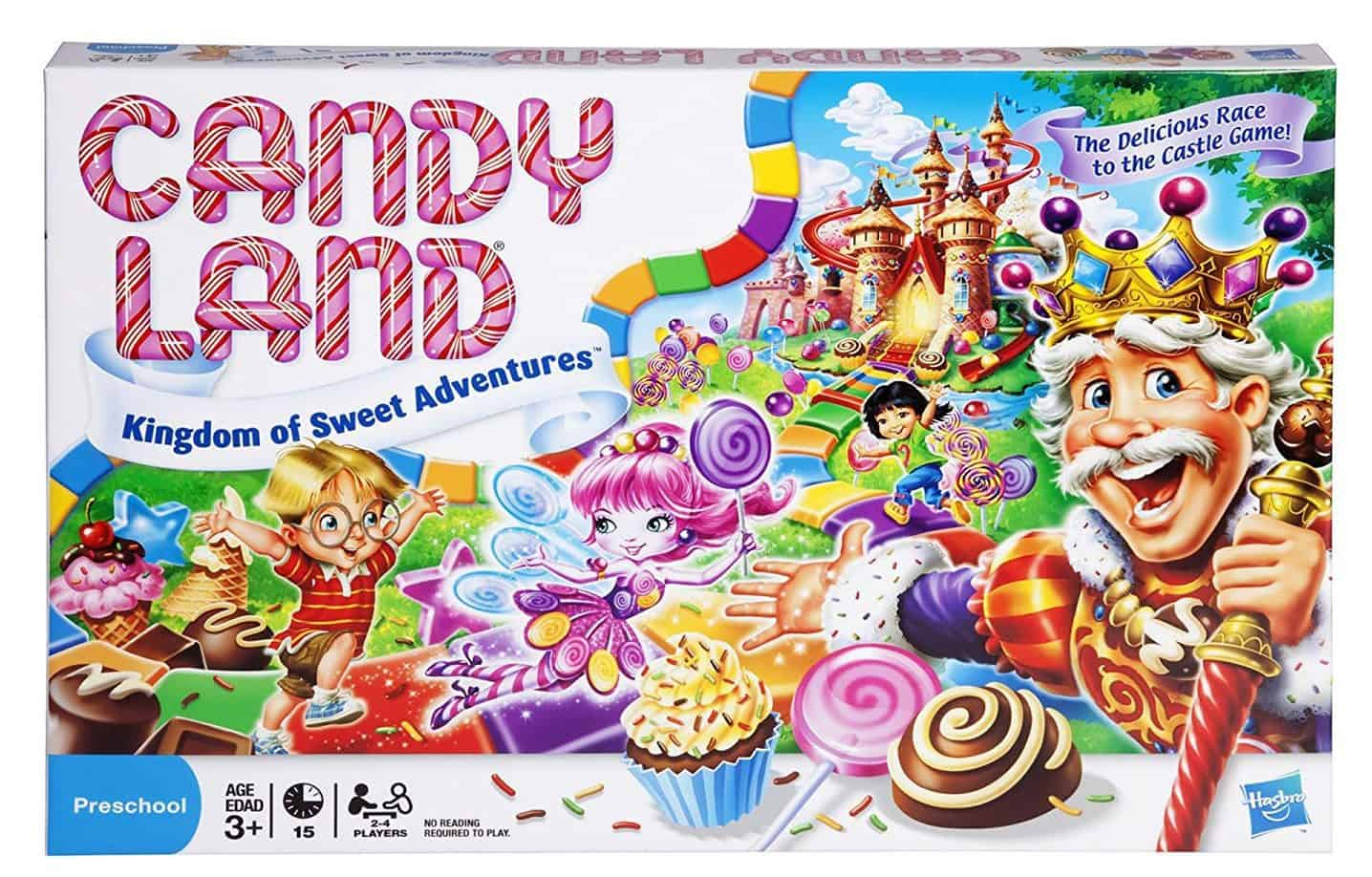 Candy Land, a sweet and fun board game to hop on to