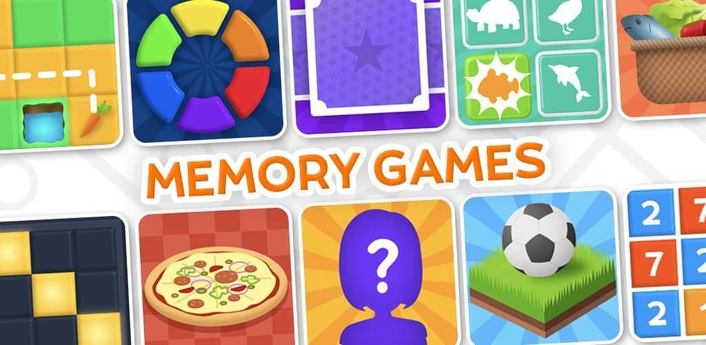 Memory Games Are A Lot of Fun!