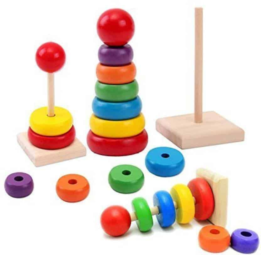 Stacking and Nesting Games
