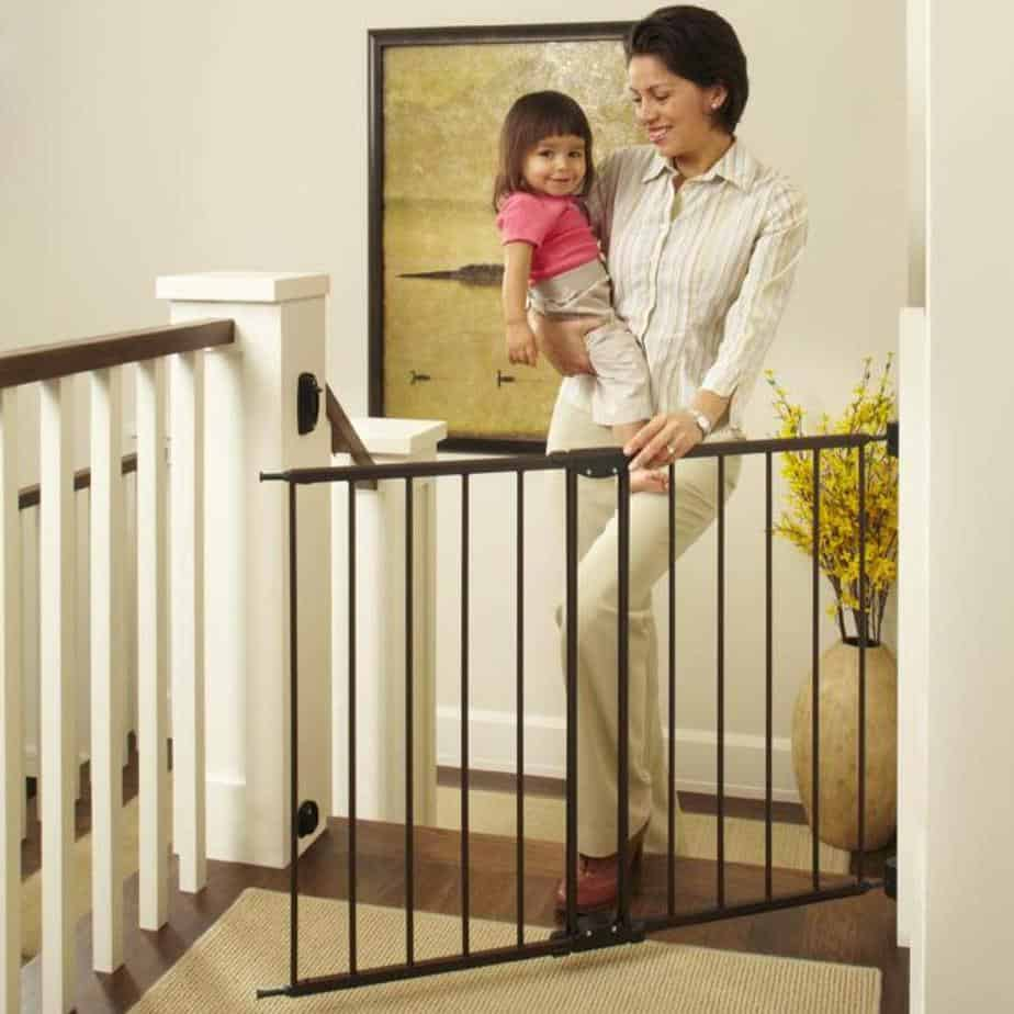 10 Best Baby Gates For Stairs Snugbaby Net