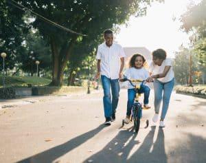How to Teach A Kid to Ride a Bike