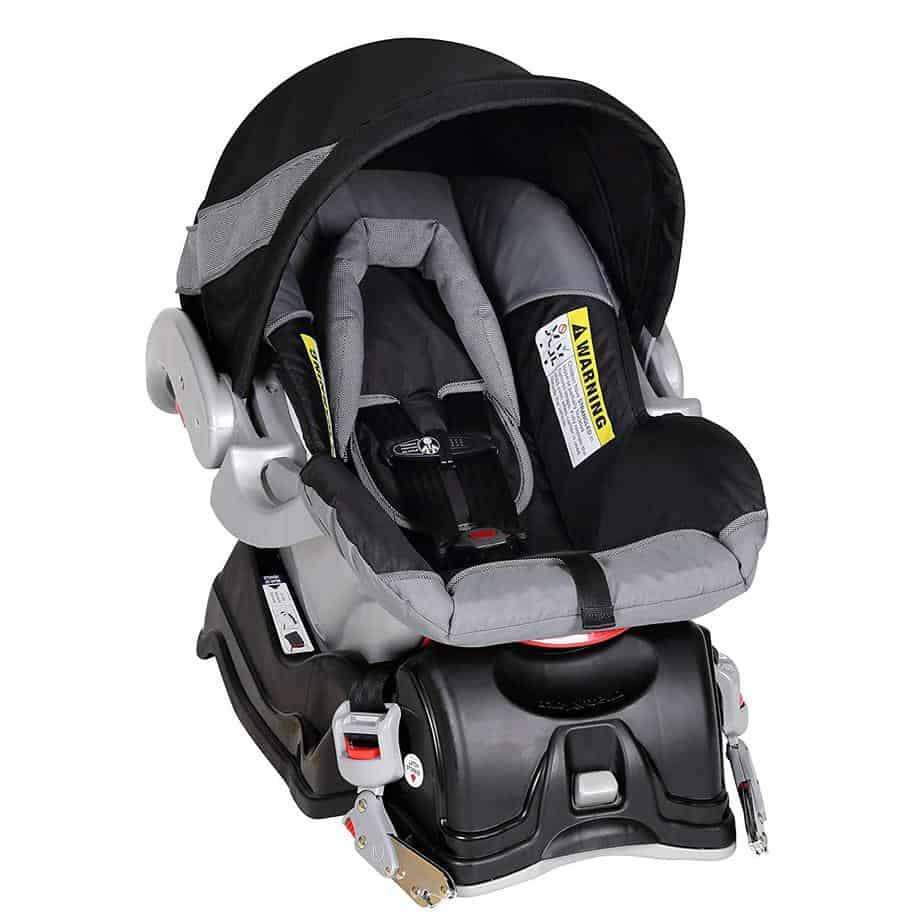 he EZ-Flec Lock 30 infant car seat