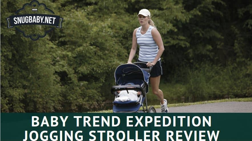 Baby Trend Expedition Jogging stroller Review