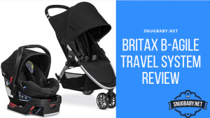 Britax B-Agile Travel System Review