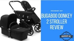 Bugaboo Donkey 2 Stroller Review