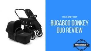 bugaboo donkey 2   Donkey Duo Review