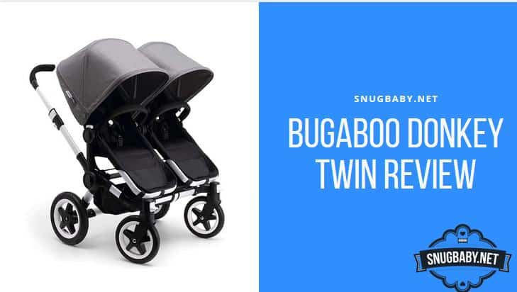Bugaboo Donkey Twin Review