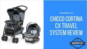 Chicco Cortina CX Travel System REVIEW
