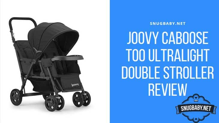 Joovy Caboose Too Ultralight Double Stroller Review