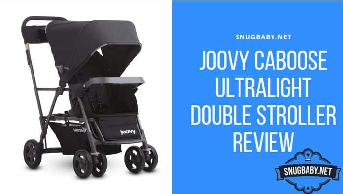 Joovy Caboose Ultralight Double Stroller Review