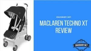 Maclaren Techno XT Review