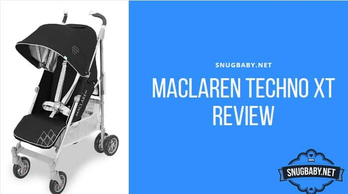 Maclaren Techno XT Review
