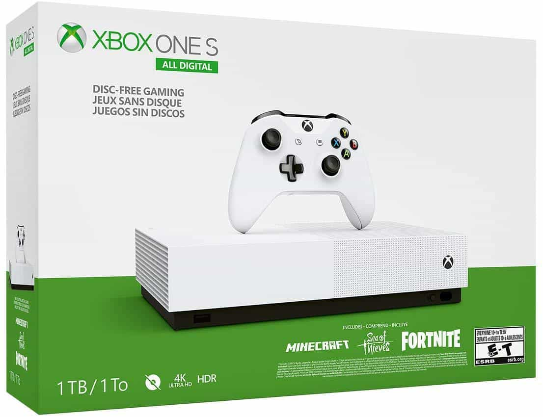 Xbox Bundle on Amazon
