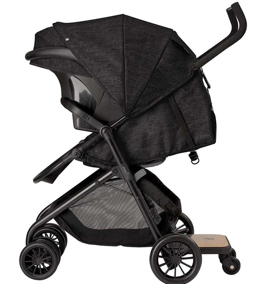Evenflo Sibby Travel System, Stroller,